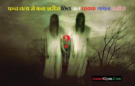 भूत-प्रेत क्या होते है या नहीं