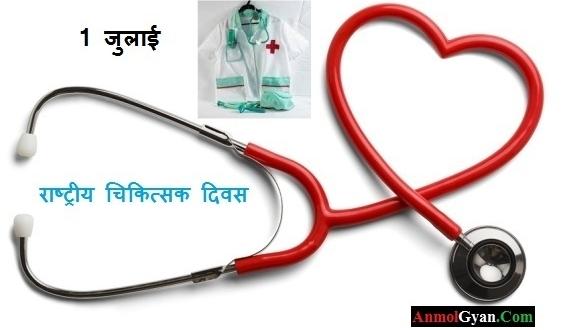 National Doctors Day India Anmol Gyan