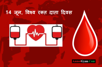 World Blood Donor Day India Anmol Gyan