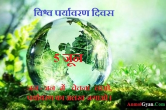 World Environment Day in Hindi