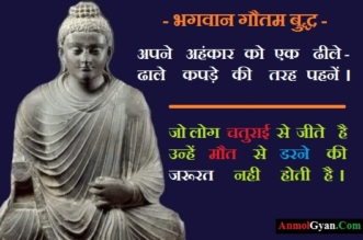 Gautam Buddha ke Anmol Vachan in Hindi