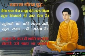 Gautam Buddha ke Updesh in Hindi